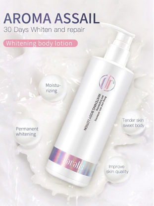 Picture of Daralis Whitening Body Lotion Nicotinamide Moisturizing Brighten Lotion  280ml