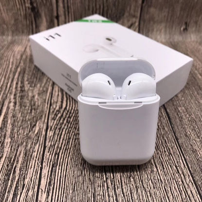 Picture of i11 Wireless Bluetooth Headphone Portable Mini Earphones Earbuds With Charging Box