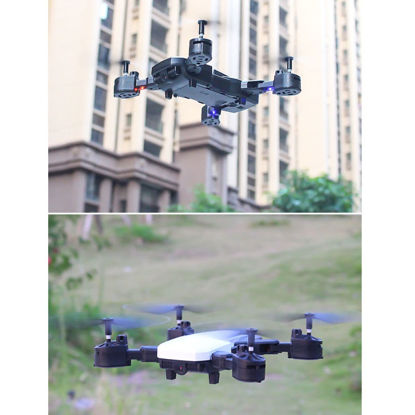 Picture of D8 Drone Remote Control RC Helicopter Folding Drone Creative Toy For Children - Type:EU