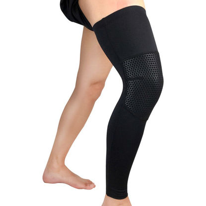 صورة HANDISE One Piece Knee Pad Sport Safety Elbow Support Fitness Equipment - M