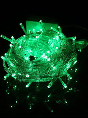 Picture of String Lights 10M 100 LED  Holiday Wedding Decorative Lights