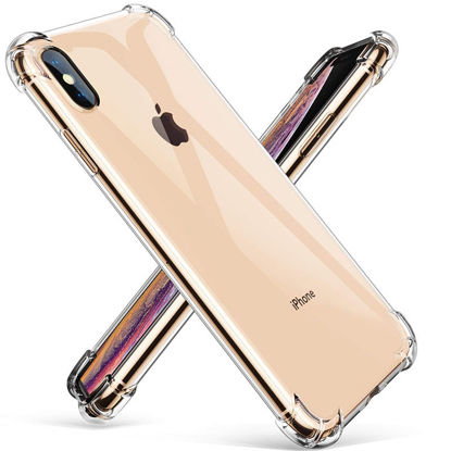 Picture of iPhoneX Phone Case Simple Thin Phone Cover - IPhone X