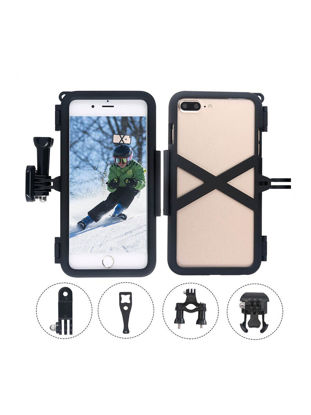 Picture of 12 Pcs Phone Holder Up-Grade Material Stable Durable Shatter-Resistant Universal Phone Holder For iPhone - For iPhone6plus/6s plus/7p/8p