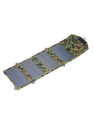 Picture of 7W 5V USB Port Foldable Solar Panel Charger Outdoor Portable Battery Charger For Mobile Phone