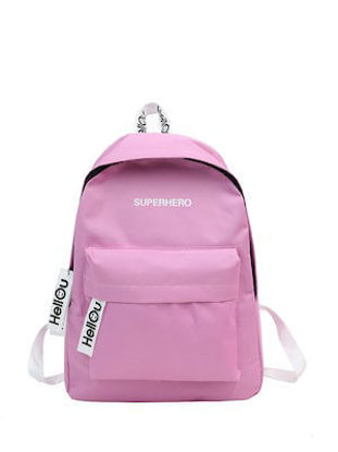 Picture of Women's Backpack Casual High Quality Outdoor Backpack -Size: One Size