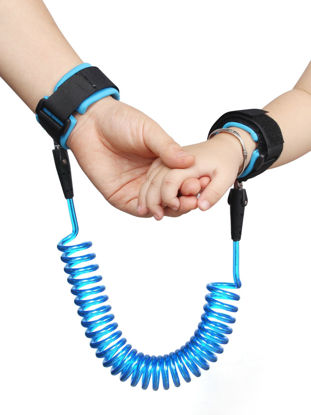 Picture of Children Pulling Rope Anti Lost Safe Hand Bracelet - One Size