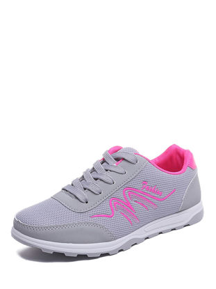 Picture of Women's Sports Shoes Simple Design Durable Fashion Casual Shoes - 39