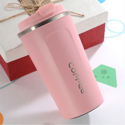 Picture of 1 Piece Vacuum Insulated Cup Simple Modern Style Stainless Steel Coffee Cup - One Size