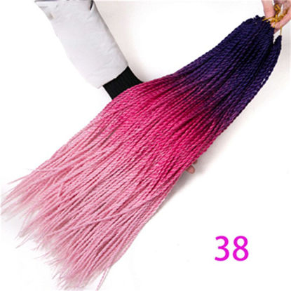 Picture of 1 Piece Wig Simple Colorful DIY Party Decoration - One Size
