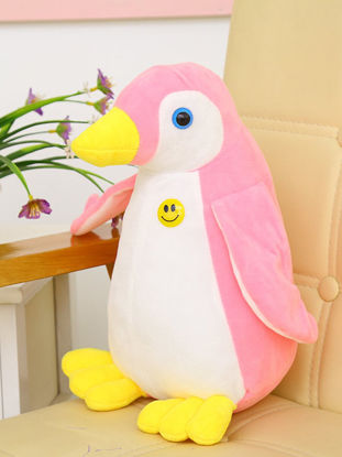 Picture of Cartoon Penguin Plush Doll Cute Animal Plush Toy - Size: 40