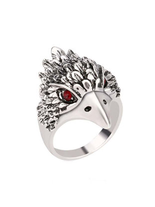 Picture of Men's Ring Personality Fashionable Cool Styish Ring Accessory - Size: 10