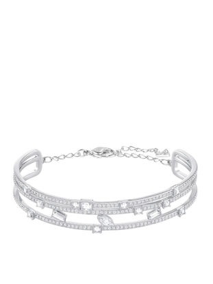 Picture of SWAROVSKI Women's Bracelet Henrinetta Series Plain Style Exquisite Chic Accessory - Size: One Size