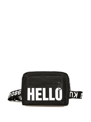 Picture of Women's Waist Bag Letter Pattern Fashion Design Chic Bag - Size: One Size