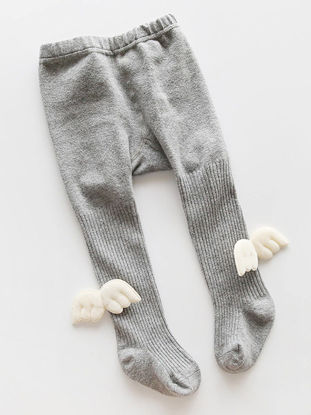 Picture of Baby Girl's Leggings Comfortable Soft Pantyhose - Size: M