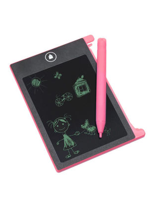 Picture of Mini Digital Graphic Drawing Tablet Kids Drawing Board Handwriting Paperless Notepad LCD eWriter Pad