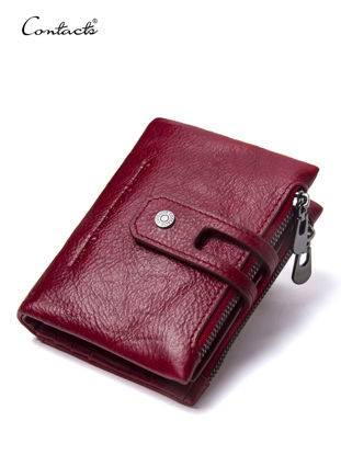 Picture of Men's Wallet Stylish Durable Classic Good Quality Large Capacity All Match Bag - Size: Free