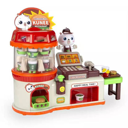 Picture of Pretend Play Toy Convenience Store Rotation Pretend Toy