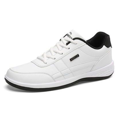 Picture of Men's Running Shoes Soft Sole Comfy Outdoor Shoes - Size: 40