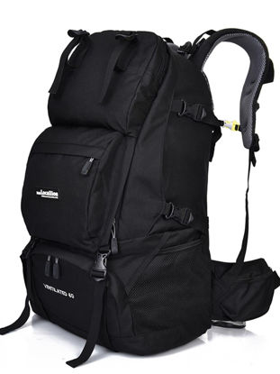 Picture of Unisex Sports Backpack High Quality Large Capacity Outdoor Bag - Size:One Size