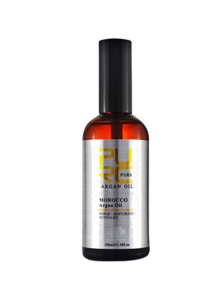 Picture of Morocco Argan Hair Oil Moisture Damage Repairing Hair Treatment 100ML