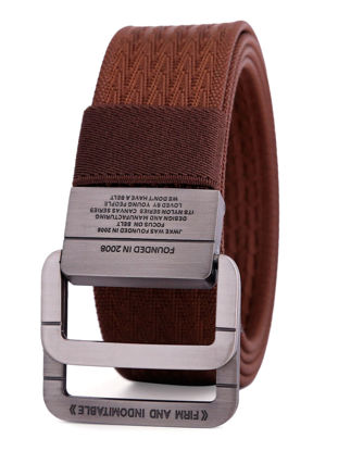 Picture of Men's Belt Outdoor Sports Tactical Canvas Belt - Size:Free