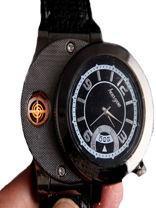 Picture of Men's Trendy Watch Stylish Design Functional Watch Accessory - Size:One Size