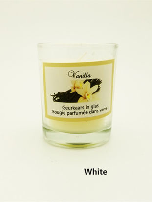 Picture of 2 Pcs Scented Candles Set Natural Romantic Smokeless Aromatherapy Candle