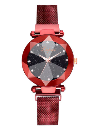 Picture of Women's Fashion Watch Classical Simple Stylish All Match Watch - Size: One Size