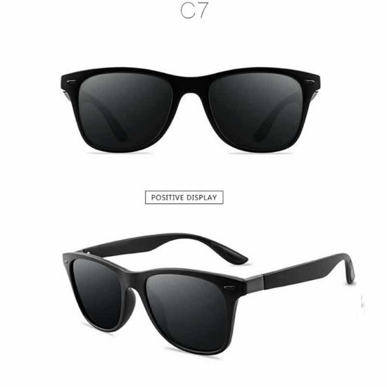 Picture of Men's Sunglasses Polarized Trendy Driving Outdoor Accessory - Size: One Size