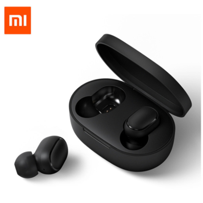 Picture of MI Redmi Airdots Wireless Bluetooth Headphone Stereo Mini Portable Headset With Charging Box