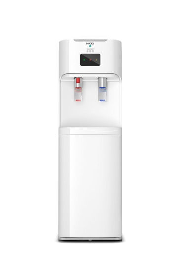 Picture of Water dispenser with refrigerator from Modex