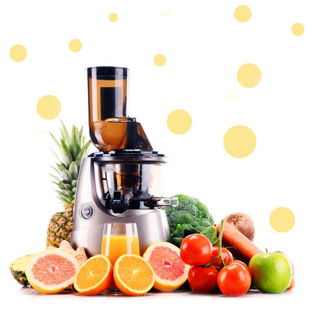 Picture for category Juicers & Blenders