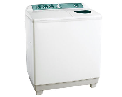 Picture of TOSHIBA washing machine 10 kg white color