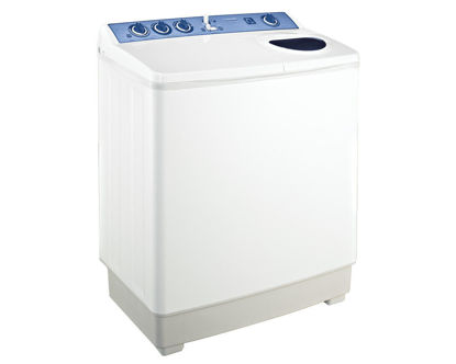 Picture of TOSHIBA washing machine 7 kg white color