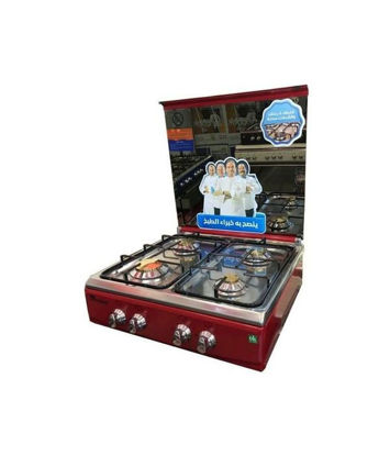 Picture of Unionaire Gas Cooker--red