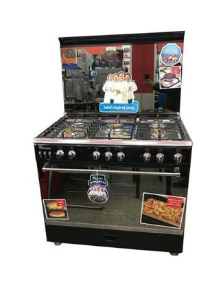 Picture of Unionaire Gas Cooker--Black