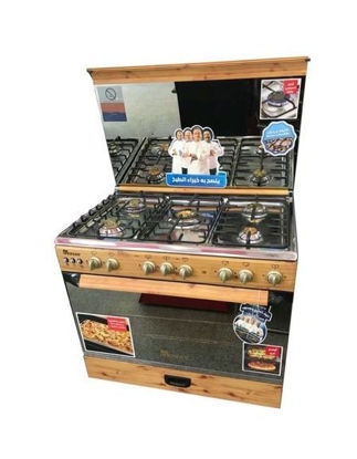 Picture of Unionaire Gas Cooker--Wood