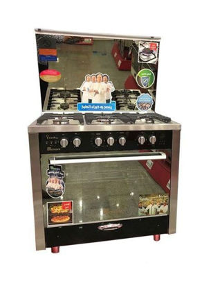 Picture of Unionaire ICOOK-PRO - 5 Burners