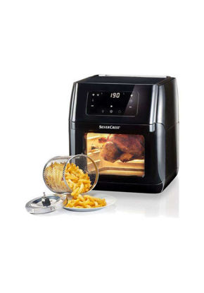 Picture of Silver Crest Air fryer 12 liter  6100