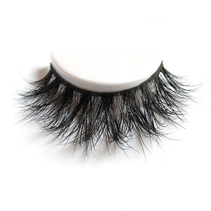 Picture of 1Pair Women's Artificial Eyelashes Long Natural Handmade Lash Extension