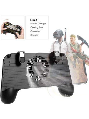 Picture of Game Joystick And Gamepad Kit For Mobile Phone