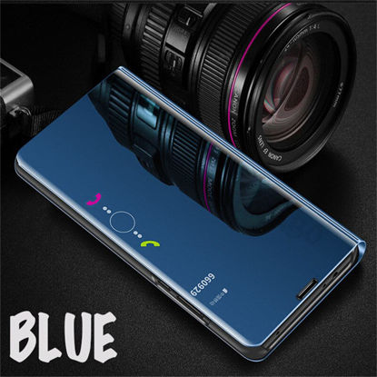 Picture of Samsung Series Phone Cover Mirror Surface Flip Cover Case - Size: Samsung S8
