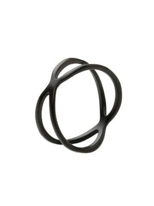 Picture of Women's Ring Brief Style Hollow Out Geometry Shape Accessory- Size: One Size