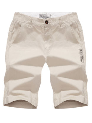 Picture of Men's Fashion Shorts Brief Design All Match Breathable Slim Shorts - Size: 35