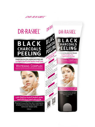 Picture of DR.RASHEL Exfoliating Cream Deep Cleasning Facial Scrub Gentle Purifying For Face
