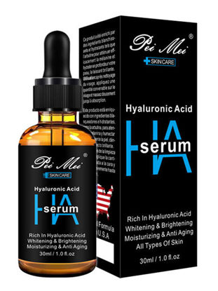 Picture of PEIMEI Hyaluronic Acid Facial Serum Hydrating Anti Ageing Essence 30ml