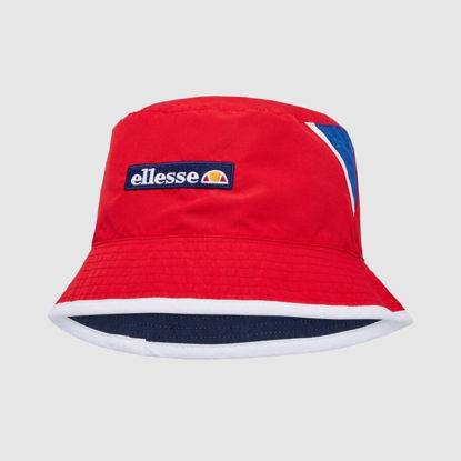 Picture of NANDAL REVERSIBLE BUCKET HAT, MISC red