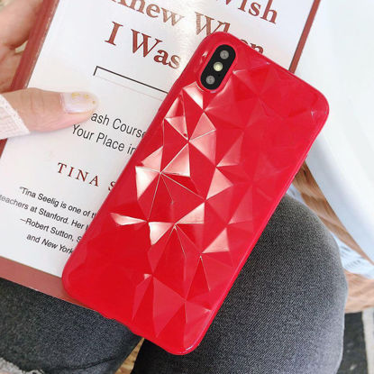 Picture of Samsung Series Phone Cover Luxurious Stylish TPU Full Protection Case-Size: SamsungGalaxy A70(2019)
