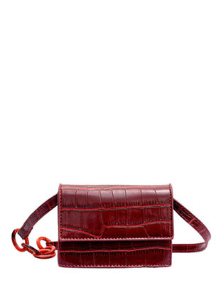 Picture of Women's Crossbody Bag Retro Style Solid Color Mini Bag-Size: One Size