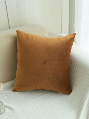 Picture of Sofa Decorative Pillowcase Modern Brief Style Solid Color Comfy Cushion Cover-Size: 45*45(W*L)cm